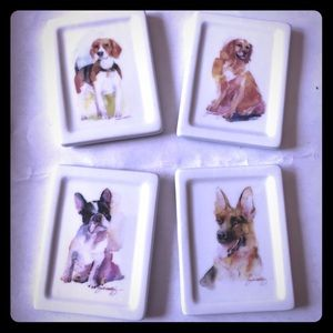 Collection of new Hallmark dog breed magne…